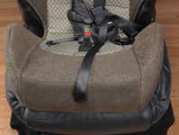 BeBop Sensors – child seat only