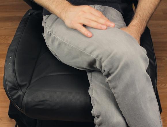 BeBop Sensors – crossed legs