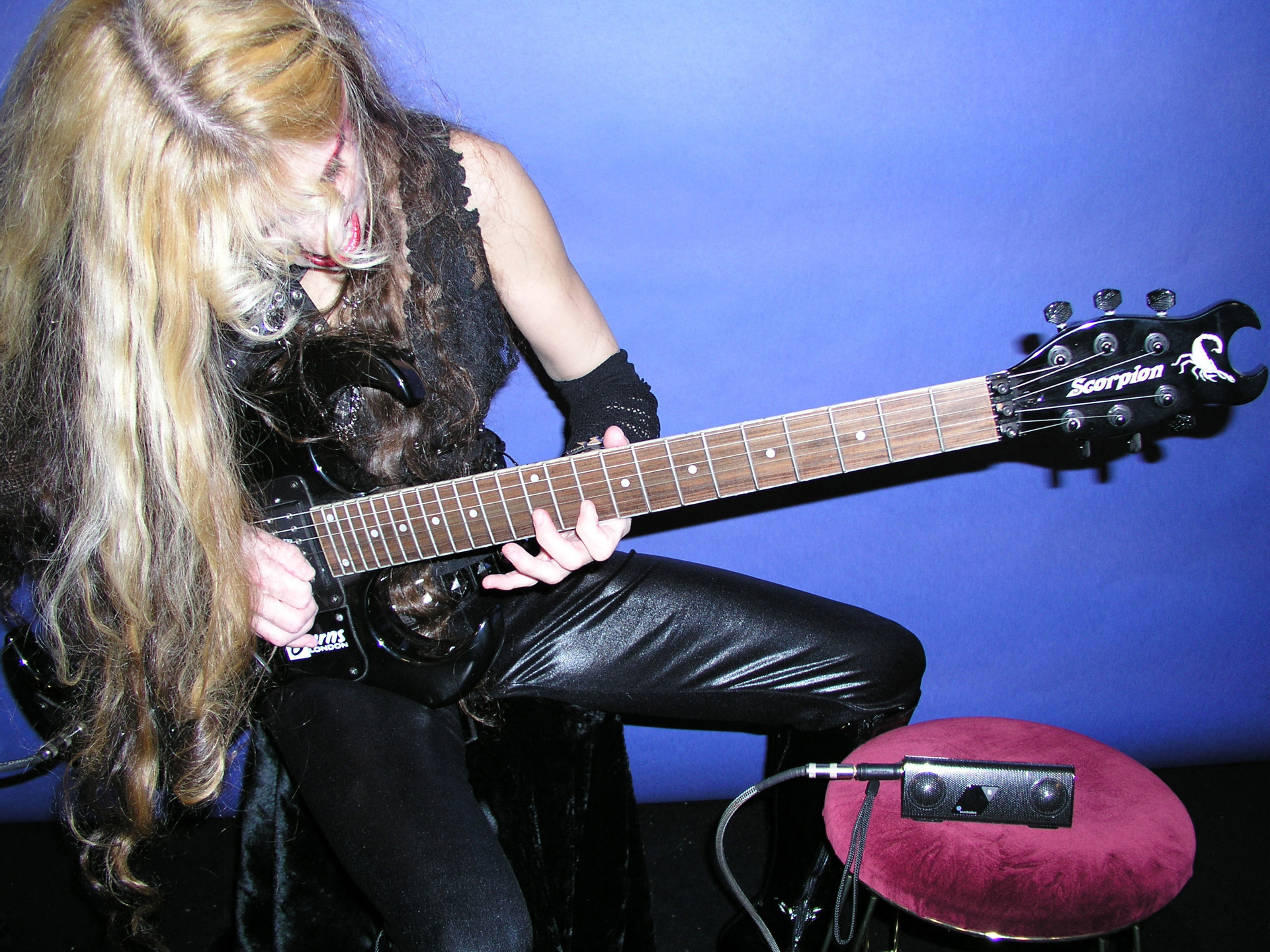 The Great Kat Shredding Beethoven with foxL