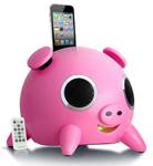 iHog (pink)