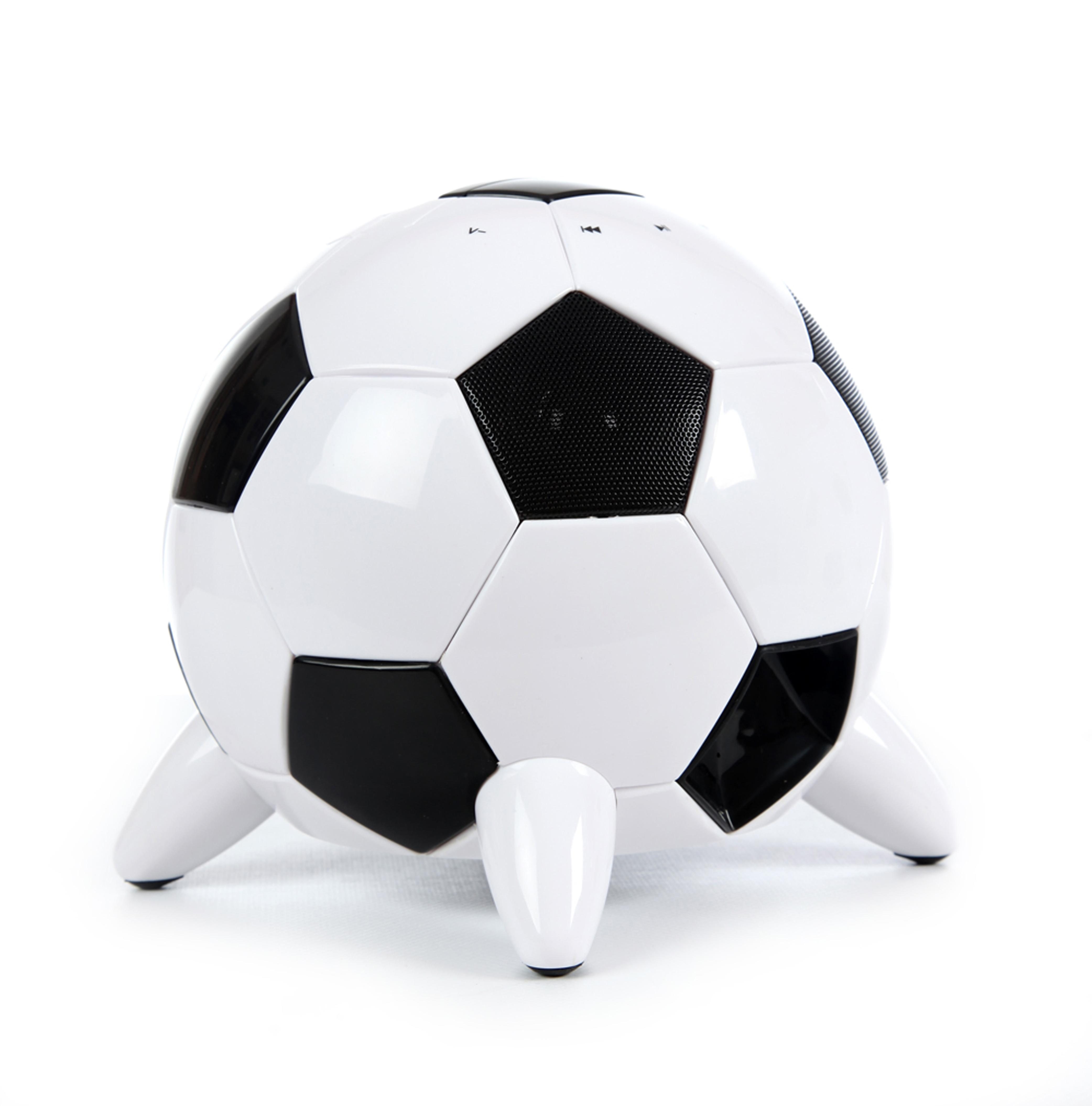 mi-Soccer Black & White