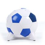 mi-Soccer Blue & White