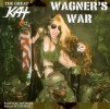 """The Great Kat's """"Wagner's War"""" CD"""