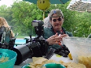 Don Sutherland, PTN with Cameras