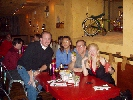 Jack Peterson, Keith McMillen, Paul Cha and Karen at Pink Taco on the Hard Rock