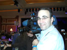Adam Balkin, NY-1 TV at Showstoppers