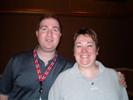 Fabian & Karen Lamaestra, SRA at AVS Forum Party