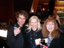 Bill Kouwenhoven, Thomas PR, Karen Thomas, Thomas PR & Diane Levine at Corsair Party