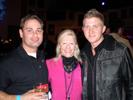"Jason Jacobs, Techwarelabs.com, Karen Thomas, Thomas PR, & Johnathan ""Fata1ty"" Wendel"" at Poker Party at The Joint"