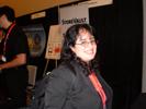 Melissa Perenson, PC World at Storage Visions Reception