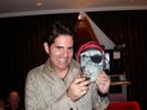 Michael Garfield, High-Tech Texan at Corsair Pirate Party