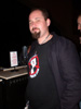 David Becker, Society of Gamers at Resident Evil Party at Planet Hollywood Hotel