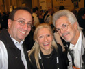 Karen Thomas, Thomas PR , Gregg Ellman, Fort Worth Star Telegram, Elmo Sapwater, Imaging Insider at CES Unveiled Party