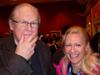 Karen Thomas, Thomas Public Relations & John Dvorak, PCmag.com at Showstoppers