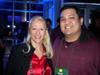 Karen Thomas, Thomas PR & Bob Ballecer, Thetechstop.net at the �It Won�t Stay in Vegas� Party