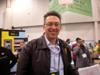 Dave Bullard, Macworld Australia at the OWC Booth