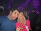 Nick McGlynn and Karen Thomas, Thomas PR at the Monster Cable After-Party at the Paris Chateau Nightclub