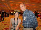 Alice Truong, Dvice and Scott Tharler, Discovery at Showstoppers at the Wynn