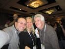 Gregg Ellman, McClatchy Tribune News Service, Karen Thomas, Thomas PR & Elmo Sapwater, Imaginginsider.com at CES Unveiled
