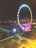 The Linq Ferris Wheel Behind Harrah's