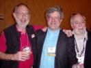 """The """"Steves"""": Steve Bass, Steve Manes, & Steve Fox - Happy Birthday to Steve Manes!"""