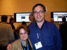 Harry McCracken, PC World with Susan Schreiner, C4 Trends at Showstoppers