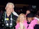 Karen with Hop-on Executives at Cat's Meow Party