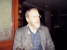David English, CNET at K-Paul's