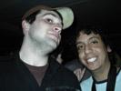 Vincent Veneziani and Nicholas Deleon, Gizmodo.com at Microsoft Party