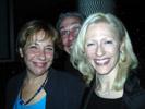 Karen Thomas, Thomas PR and Robin Raskin, Raising Digital Kids at Microsoft Party