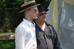 "Matt Maringola ""Jay Gatsby"" and Jerry Giustra ""Cagney"""