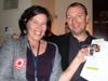 Leander Kahney & Tracy Kahney, Cultofmac.com at ArtRage Suite