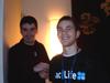 Nic Vargus & Michael Bowman, Mac/Life Magazine at ArtRage Suite