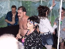 Marion and Crowd Dancing