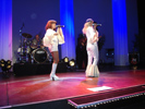 German Abba Performers at Photokina Exhibitor's Party