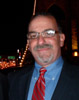 Jerry Grossman, Photo Industry Reporter at the PMDA Dinner at the New York, New York Hotel