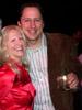 Karen Thomas, Thomas PR & Dan Havlik, PDN at the LAX Club