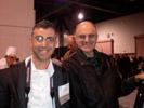 Mason Resnick, Adorama.com Gets RocketLife.com Demo from Thomas PR Client Visan at Sneak Peek