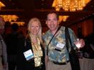 Karen Thomas, Thomas PR & Ken Rockwell, Kenrockwell.com at Sneak Peek event.