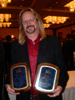Michael Moore, CEO, RocketLife Wins 2 DIMA Awards for RocketLife Touch & RocketLife Mobile at Sneak Peek at the Renaissance.