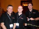 Nigel Atherton, Matt Glowczynski, Paul Nuttal, What Digital Camera at the Renaissance Hotel.