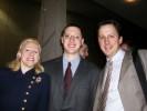 Karen Thomas, Greg Scoblete, TWICE, Dan Havlik - Waiting on the Taxi Line at Hilton