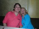 Karen Thomas and Dave MacNeill, Editor, Digital Camera Magazine.