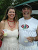 Al Messina with Debbie