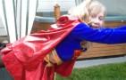 Sharon McCormick as Super Girl