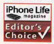 "iPhone Life Magazine Awards ArtRage for iPad ""Editor�s Choice""!"