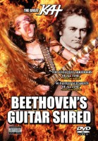 "THE GREAT KAT -- WORLD'S FASTEST GUITARIST -- NEW ""BEETHOVEN'S GUITAR SHRED"" DVD OUT NOW! See www.greatkat.com for info"
