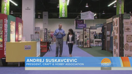 NBC-TV Today Show Features the CHA 2014 Show � Craft & Hobby Show!