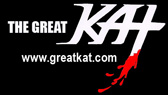 "The Great Kat Guitar Shredder. The Great Kat is the world's fastest guitarist with new ""Beethoven's Guitar Shred"" DVD, featuring Shred versions of Classical Masterpieces from Beethoven, Bach, Paganini, and more www.greatkat.com."
