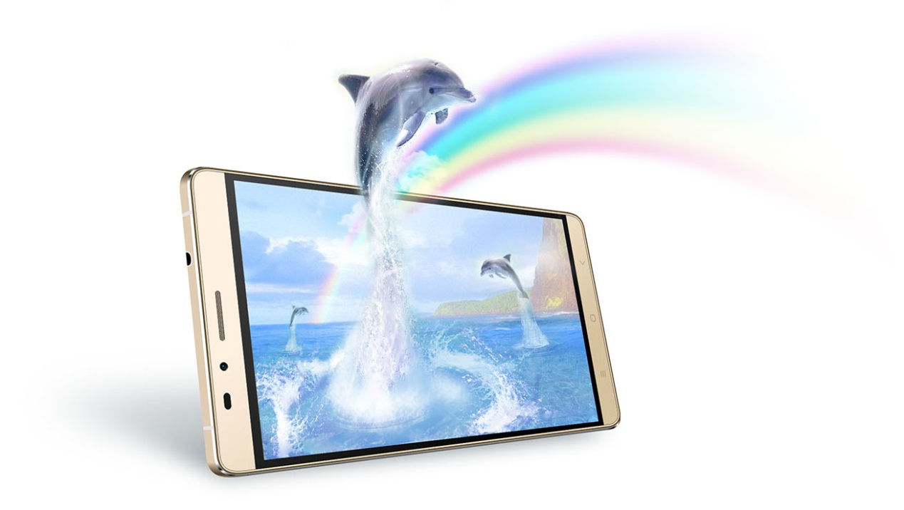 KDX 3D Technology on phone